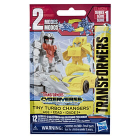 Transformers Toys Cyberverse Tiny Turbo Changers Blind Bag