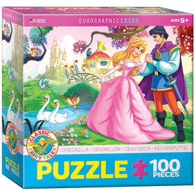 Eurographics Cendrillon 100 Piece Puzzle