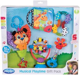 Playgro - Musical Playtime Gift Pack
