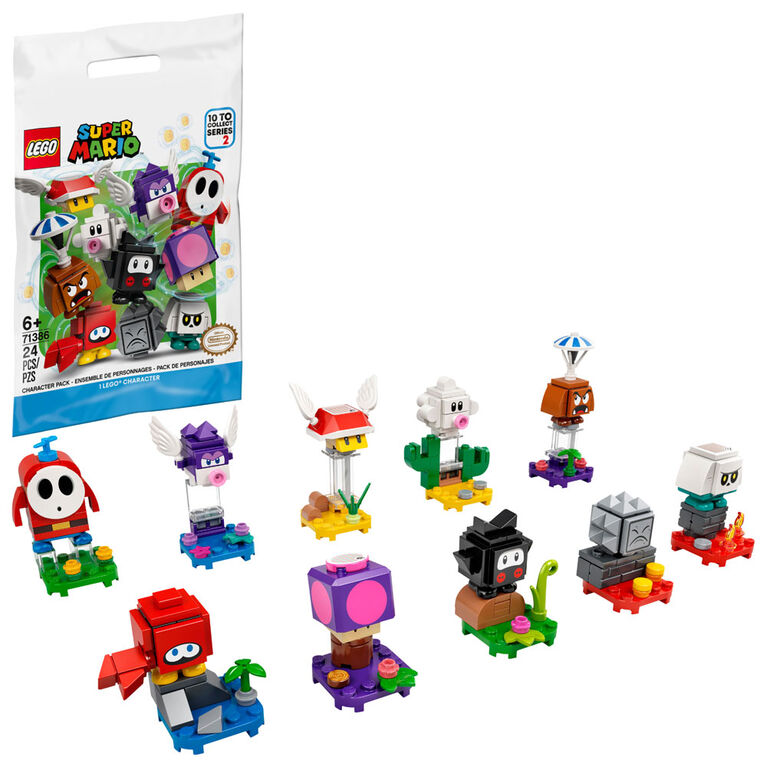 LEGO Super Mario Character Packs - Series 2 71386
