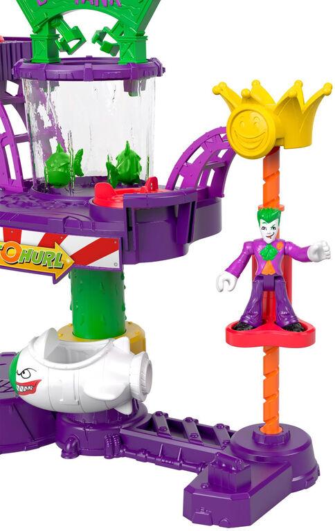 Imaginext - DC Super Friends - L'Usine du rire du Joker