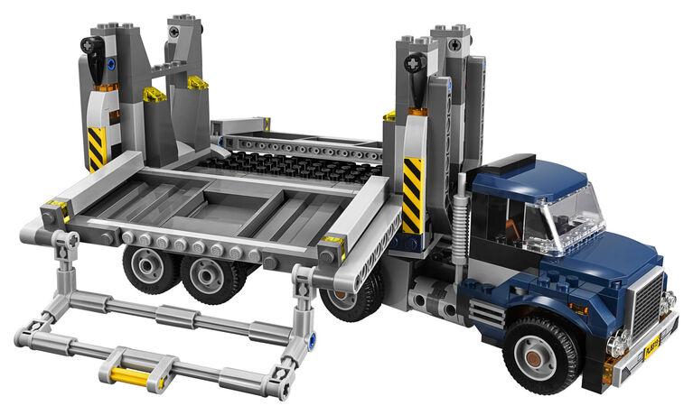 LEGO Jurassic World Le transport du tyrannosaure 75933 - Exclusif