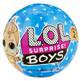 L.O.L. Surprise! Boys Series 2 Doll with 7 Surprises