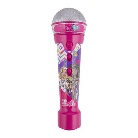 BB-BARBIE MICROPHONE
