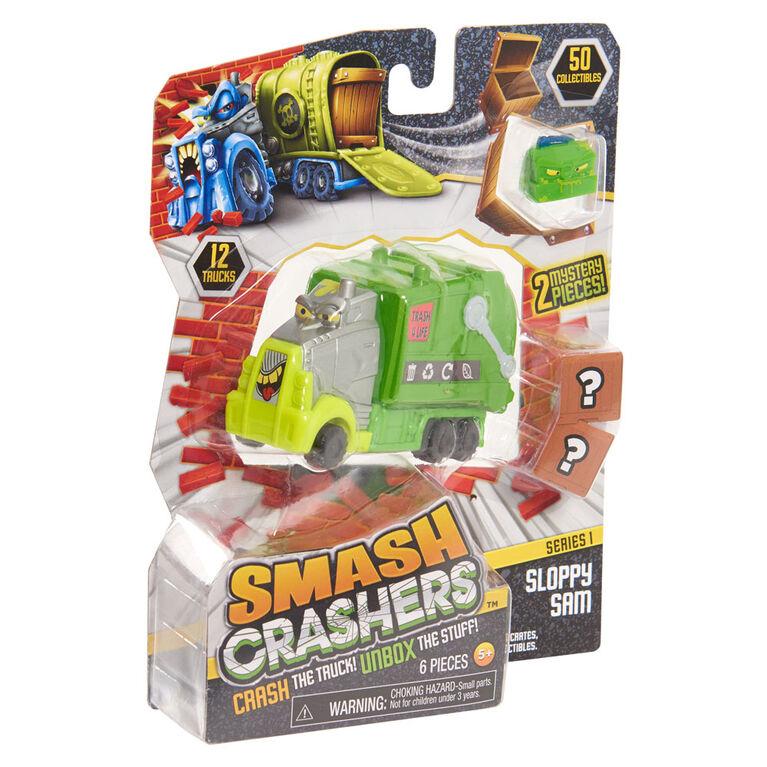 Smash Crashers Sloppy Sam