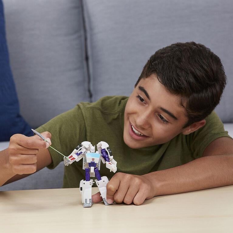 Transformers Cyberverse Action Attackers, figurine Autobot Drift classe guerrier