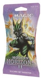 """Protège-cartes booster d'extension """"Horizons du Modern 2"""" de Magic Le Rassemblement - Édition anglaise"""