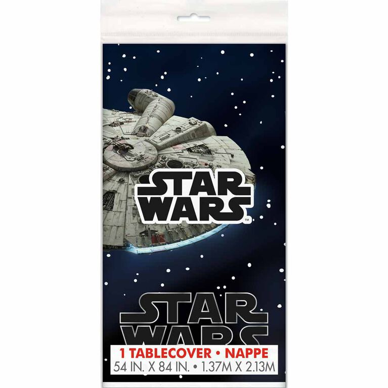 """Star Wars table cover 54""""x84"""""""