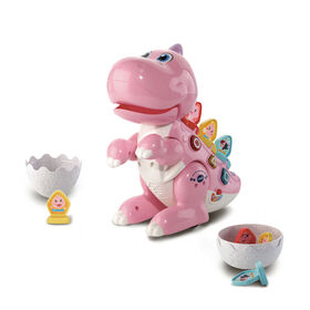 VTech Mix & Match-a-Saurus - Pink - Exclusive - French Edition