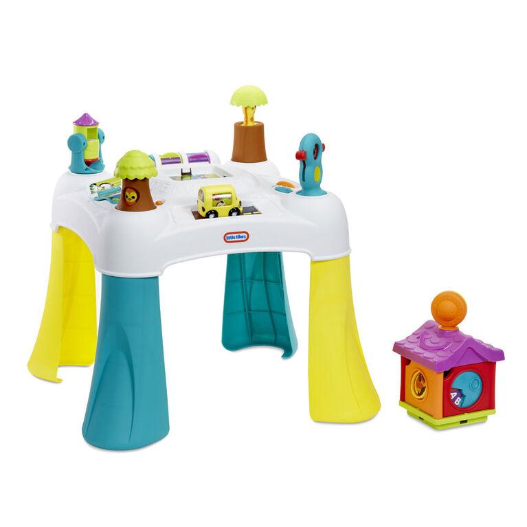 Little Tikes - Table d'activités Switcharoo 3-en-1