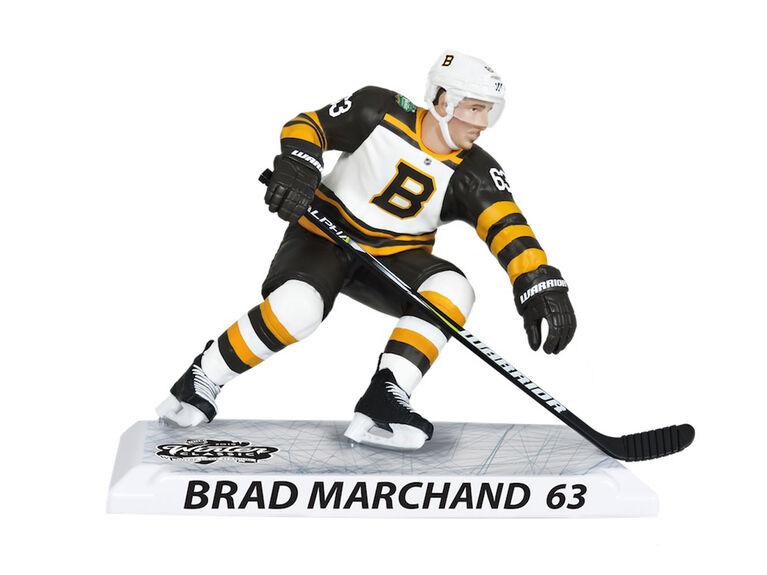 "Brad Marchand Boston Bruins Winter Classic2019 6"" NHL Figure"