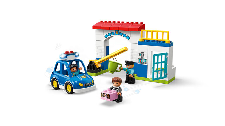 LEGO DUPLO Town Police Station 10902