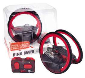 Ring Racer de HEXBUG - rouge