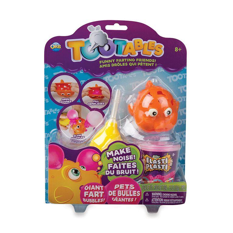 Elasti Plasti Tootables Blowfish
