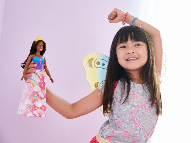 Barbie Dreamtopia Princess Doll - Brunette