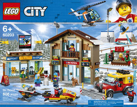 LEGO City Town Ski Resort 60203