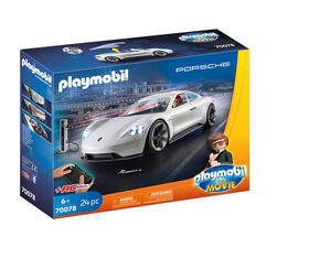 Playmobil - Rex Dasher's Porsche Mission E