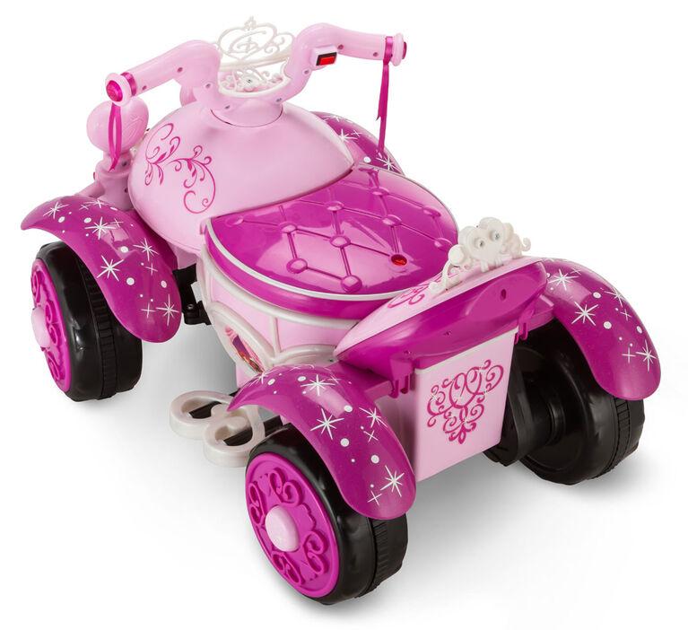 KidTrax 6V Disney Princess Premium Quad - Pink