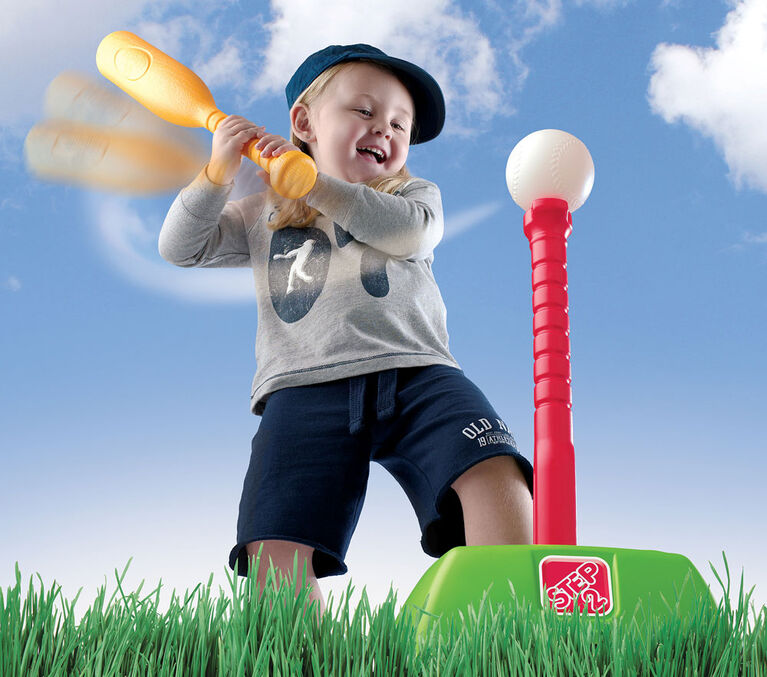 Step2 - 2-in-1 T-Ball & Golf Set - R Exclusive