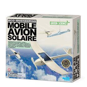 4M Mobile Avion Solaire