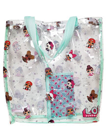 L.O.L. Clear Tote Bag