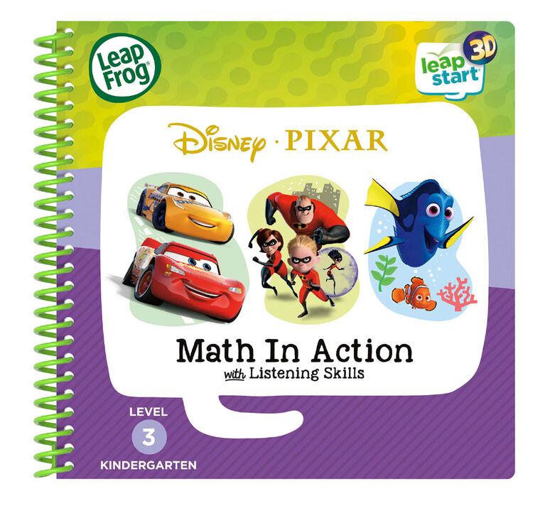 LeapFrog LeapStart 3D Pixar Math in Action - English Edition
