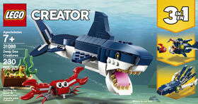LEGO Creator Deep Sea Creatures 31088