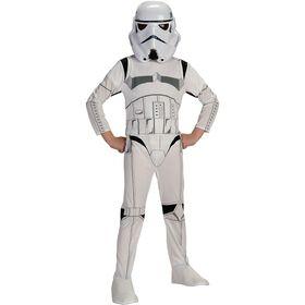 Star Wars Children's Costume - Storm Trooper - Size 5-7