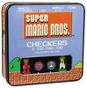 Super Mario Bros Checkers & Tic-Tac-Toe Game Collector'S Edition