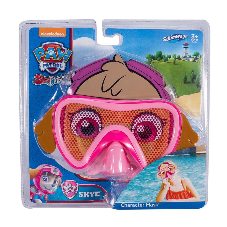 SwimWays - Masque de natation - Paw Patrol Skye