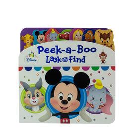 Cherche et trouve des rabats à soulever de Disney Baby