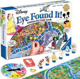 Ravensburger - Disney Eye Found It! - English Only