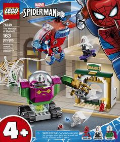 LEGO Super Heroes La menace de Mystério 76149