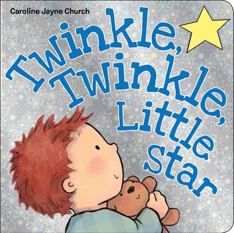 Twinkle Twinkle Little Star - English Edition