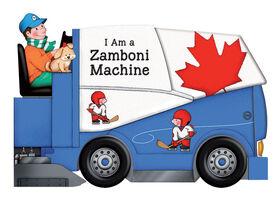 Scholastic - I Am A Zamboni Machine - Édition anglaise