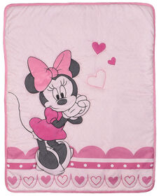 Disney Baby Comforter- Minnie Mouse