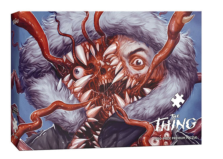 The Thing 1000 Piece Puzzle