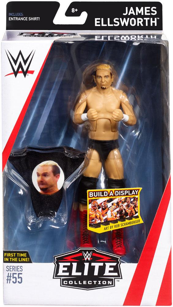 "WWE Mattel Elite /""Obtenir ces mains VERSION 2/"" Custom Shirt"