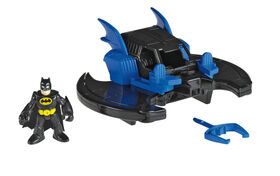 Fisher-Price Imaginext DC Super Friends Batman City Batwing