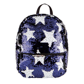Fashion Angels - Magic Sequin Mini Backpack - Star Moon