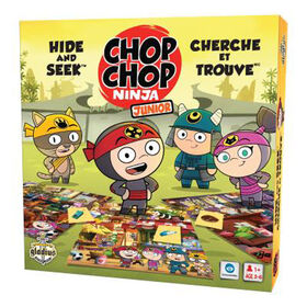 Chop Chop Ninja Hide & Seek