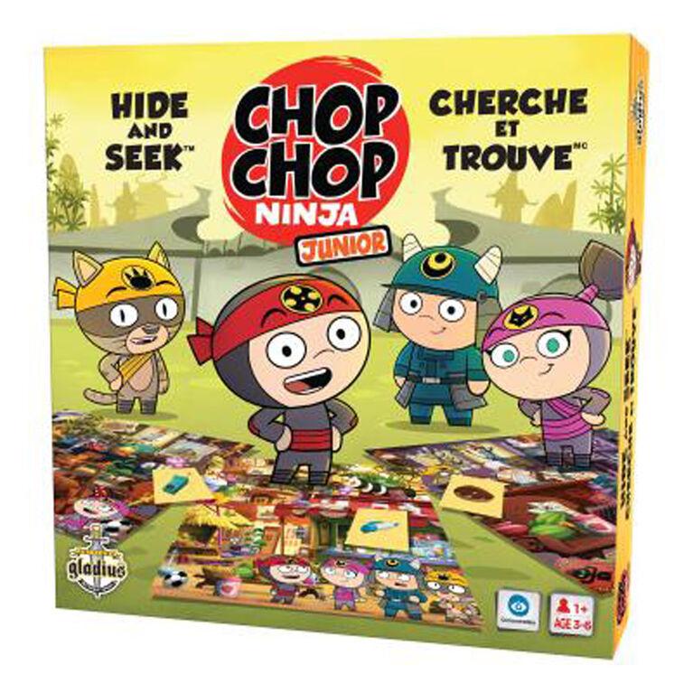 Chop Chop Ninja Hide & Seek