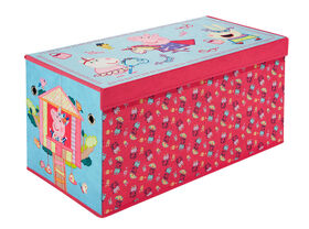 Peppa Pig 30 Inch Soft Storage Trunk - Dress Up