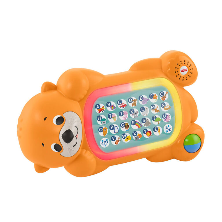 Fisher-Price - Loutre A à Z - édition anglaise