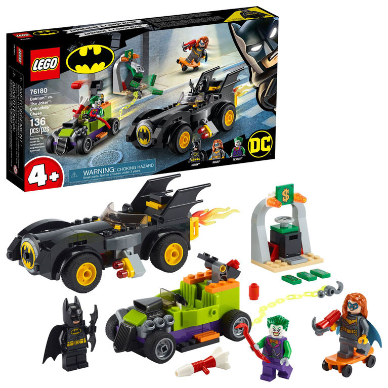 LEGO Super Heroes Batman™ vs. The Joker™: Batmobile™ Chase 76180
