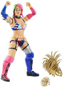 WWE - Network Spotlight - Collection Elite - Figurine articulée - Asuka - Édition anglaise