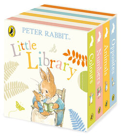Peter Rabbit Tales: Little Library - Édition anglaise