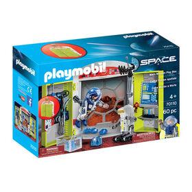 Playmobil - Space Lab Play Box