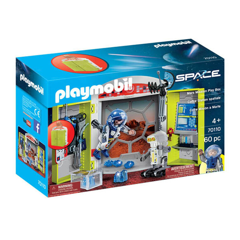 Playmobil - Space Lab Play Box