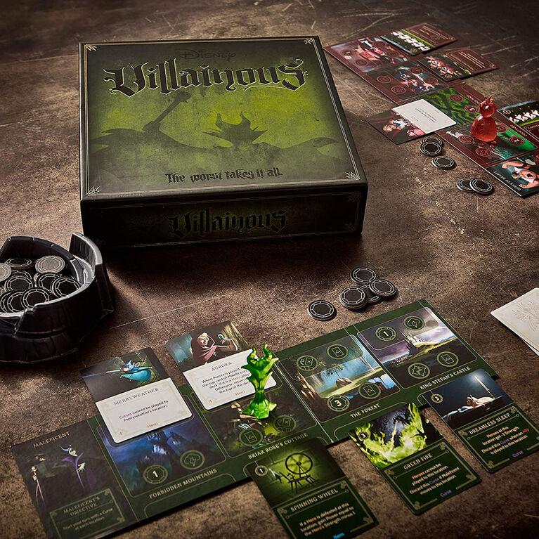 Ravensburger: Disney - Villainous Card Game